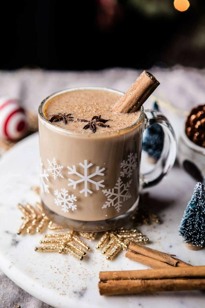 chocolat chaud boissons hivernales