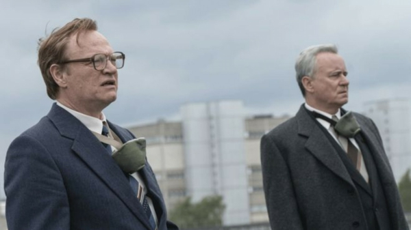 stellan skarsgård et jared harris chernobyl nominations golden globes 2020
