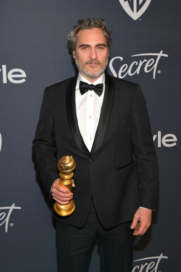 2020 Warner Bro 77 Golden Globe Awards Joaquin Phoenix