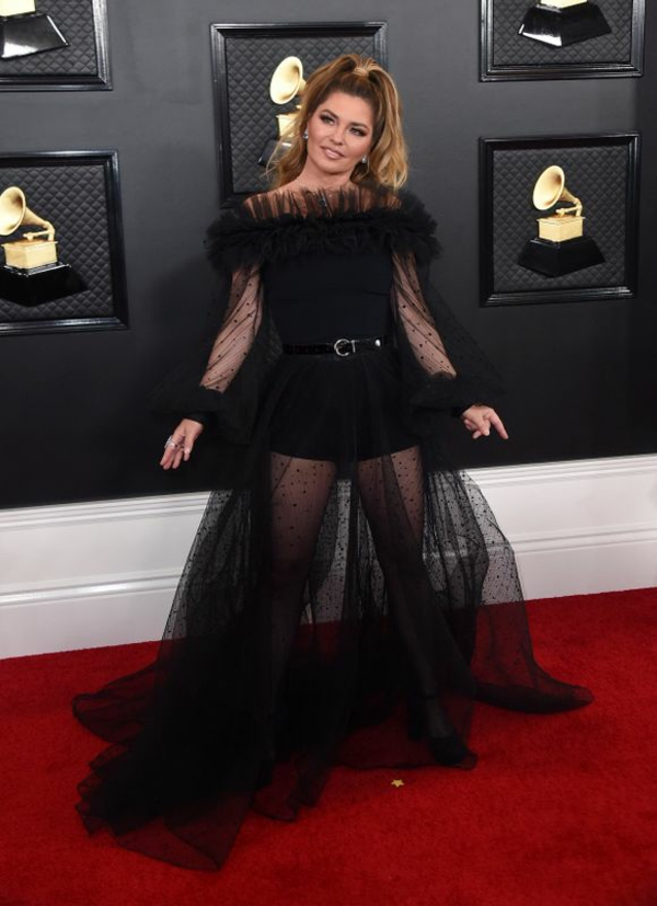 Grammy Awards 2020 shania twain