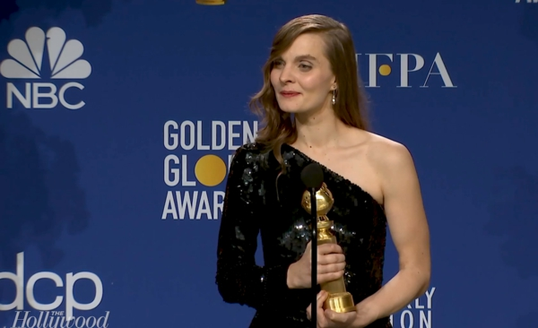 Hildur Gudnadóttir Joker Golden Globe Awards 2020