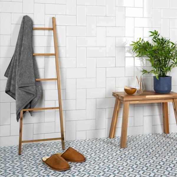 carrelage salle de bain 2020 de style scandinave