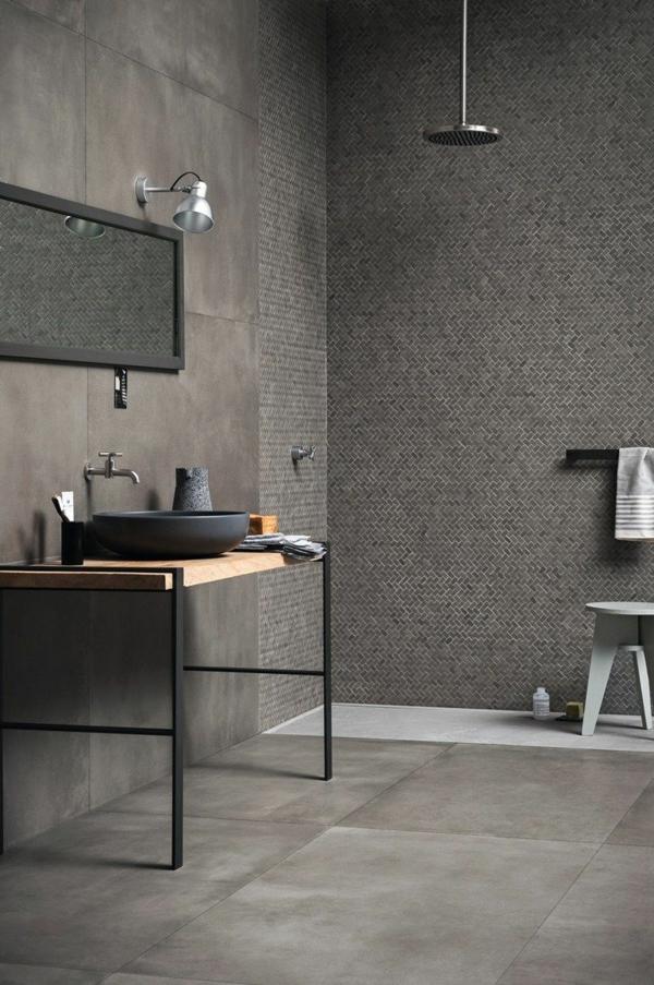 carrelage salle de bain 2020 d'inspiration vénitienne couleur neutre