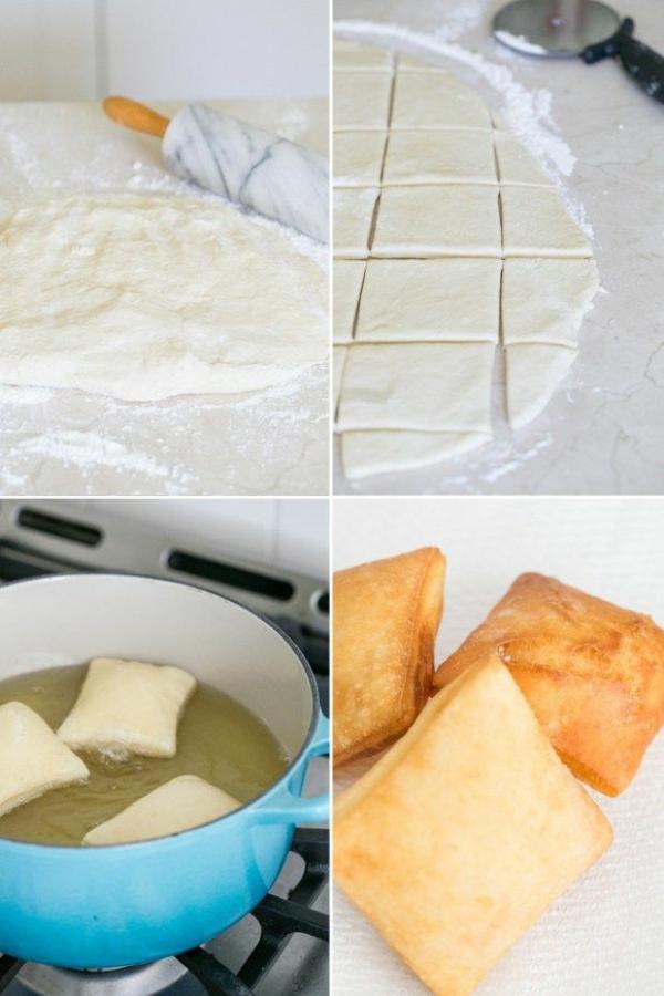 comment préparer des beignets de carnaval de mardi gras