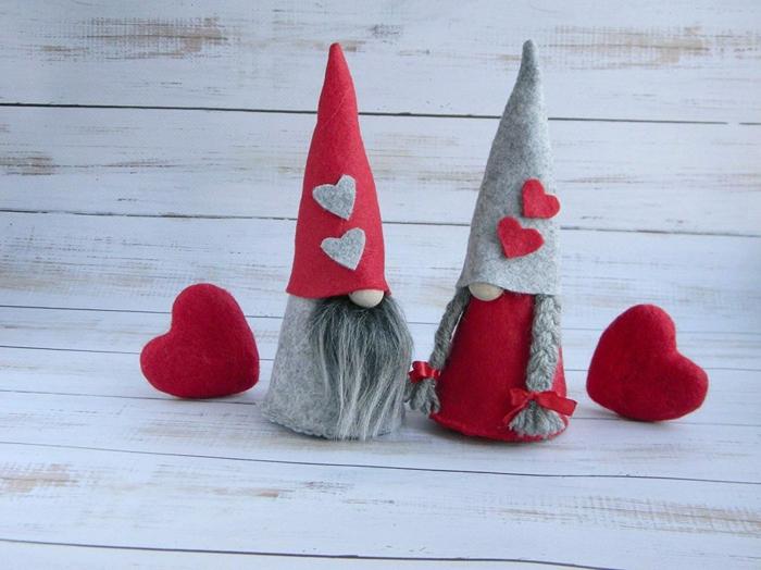 déco romantique pour les gnomes idée déco chambre romantique
