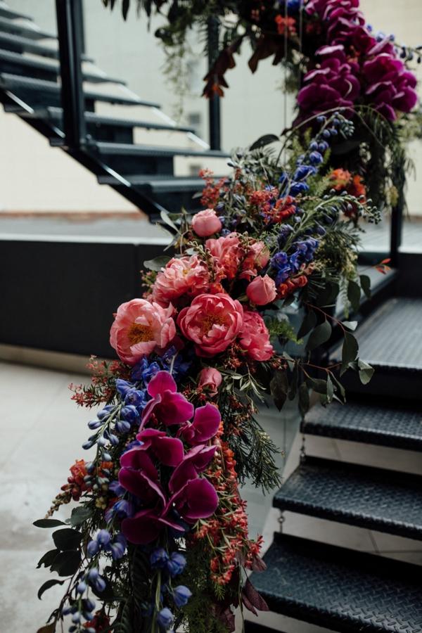 décoration salle de mariage couleurs pastel