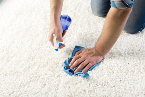 détachant pour tapis percarbonate de soude