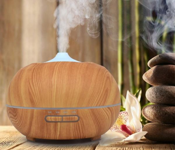 diffuseur d'aromathérapie huile essentielle ylang ylang