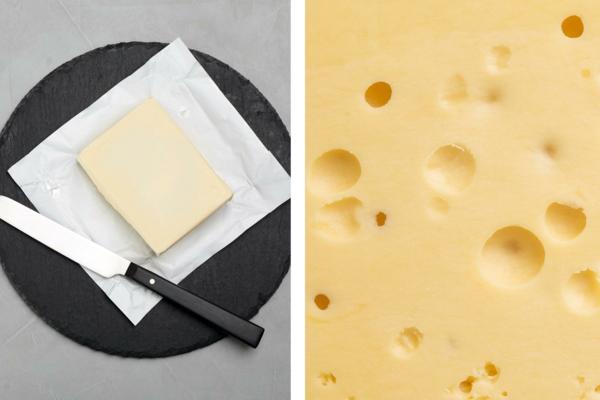 empêcher la formation de moisissure avec du beurre