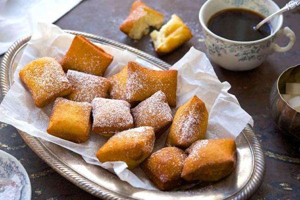 fête de mardi gras recette beignets de carnaval