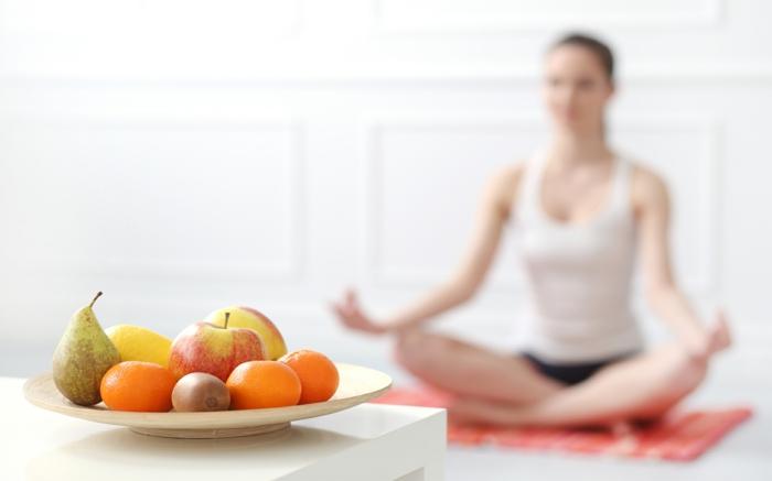 faire du yoga tableau de visualisation