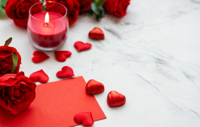 idée de déco chambre romantique
