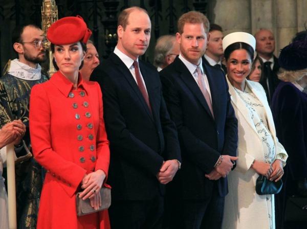 le duc et la duchesse de cambridge le duc et la duchesse de sussex