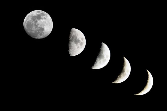 lune croissante et nouvelle lune jardiner avec la lune