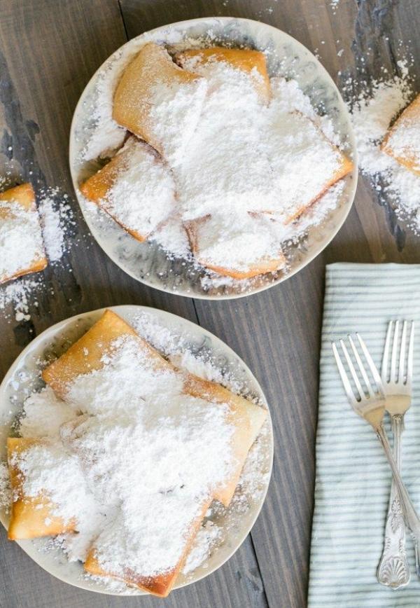 recette de beignets de carnaval croquants