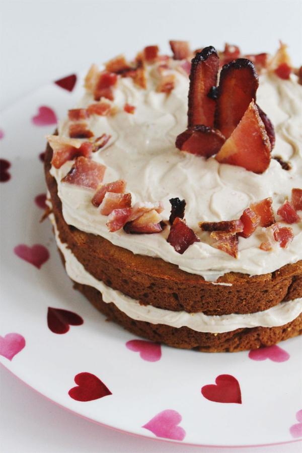 recette gâteau d'anniversaire pour chien au jambon