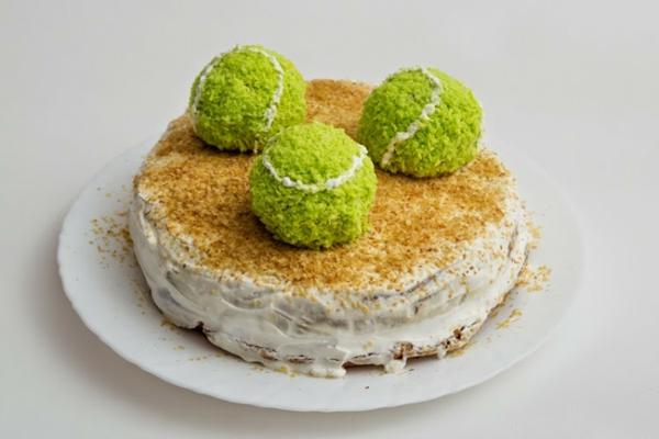 recette gâteau d'anniversaire pour chien noix