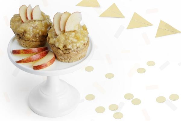 recette gâteau d'anniversaire pour chien pommes et bananes