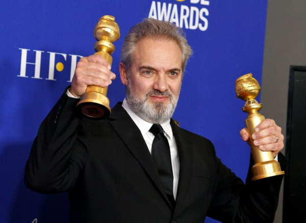 sam mendes 1917 golden globe awards 2020