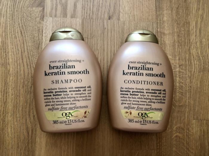 soin kératine brazilien shampoing et après-shampoing