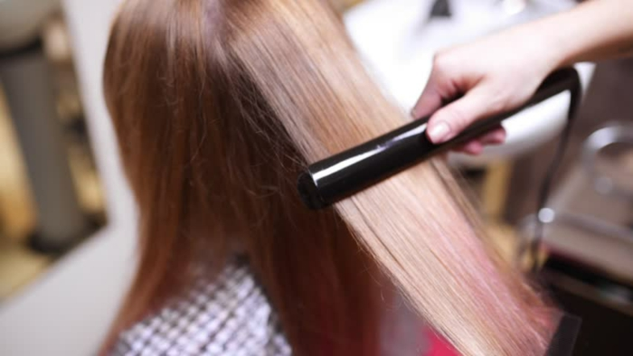 soin kératine cheveux