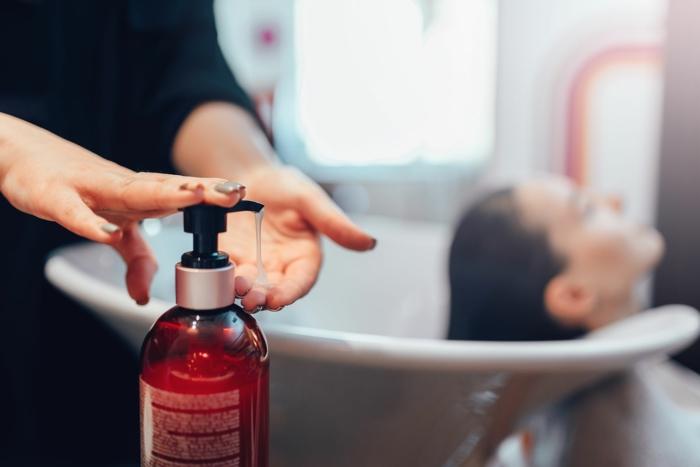 soin kératine quand laver les cheveux