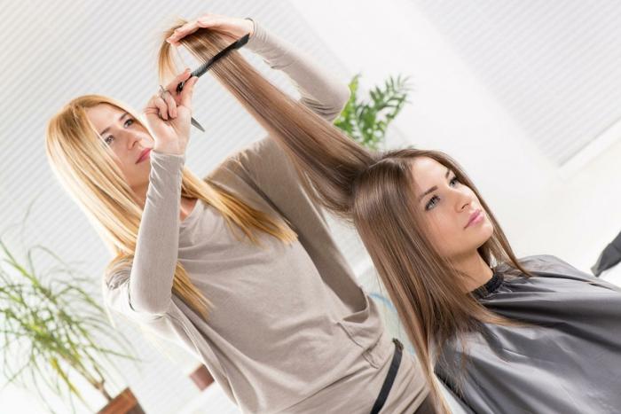 soin kératine pour les cheveux secs