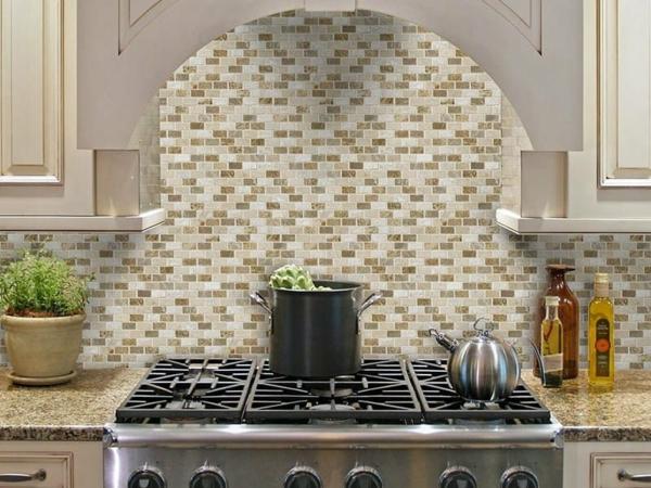 tendances 2020 crédence cuisine carreaux de marbre Paradise