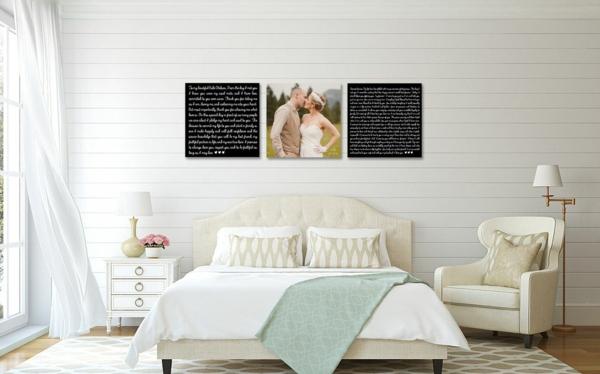 tendances chambre 2020 mobilier rembourré blanc crème