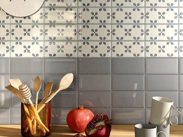 tendances crédence cuisine 2020 carreaux de céramique Bella Muro
