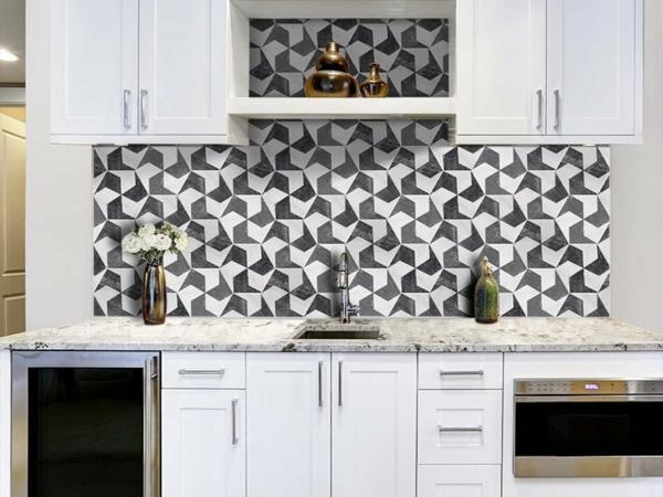 tendances crédence cuisine 2020 collection de carreaux décoratifs Nova