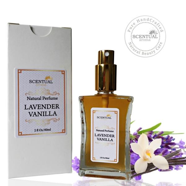 arômes naturels lavande et vanille