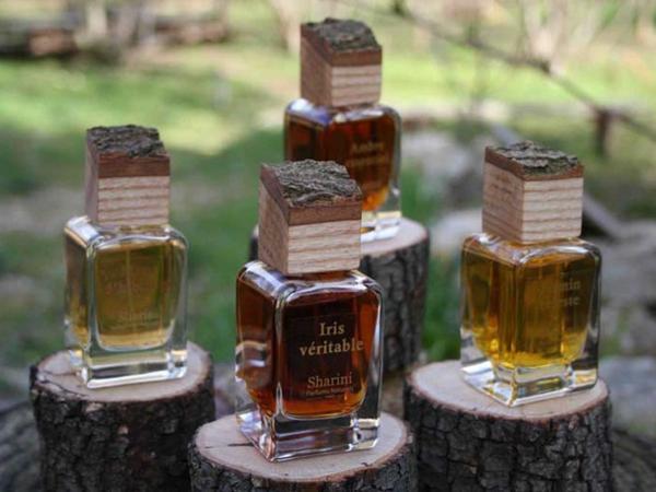 arômes naturels des parfums boisés