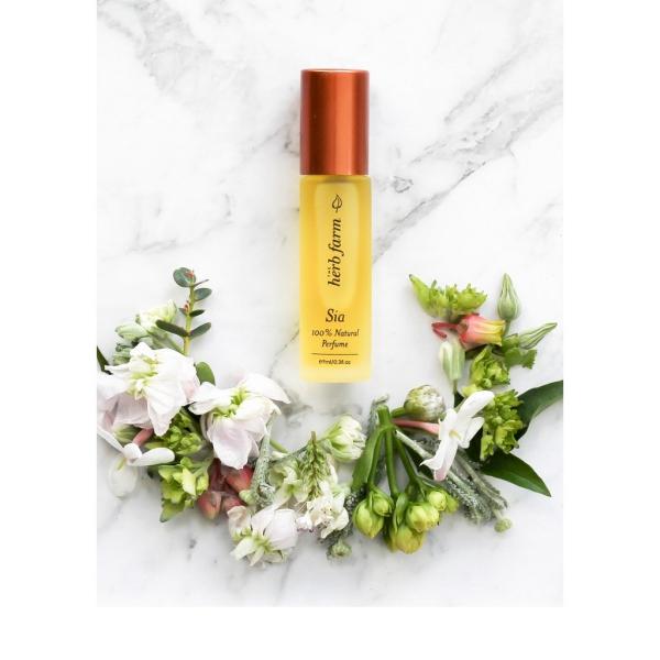 arômes naturels fleurs différentes