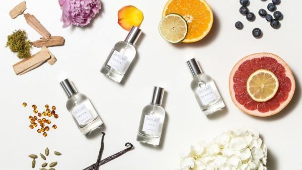 arômes naturels agrumes et musc