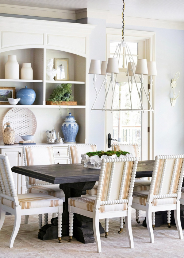 Tendances salle à manger 2020 mobilier en bois design