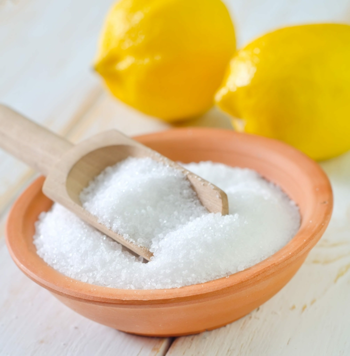 acide citrique pastille lave-vaisselle maison recette