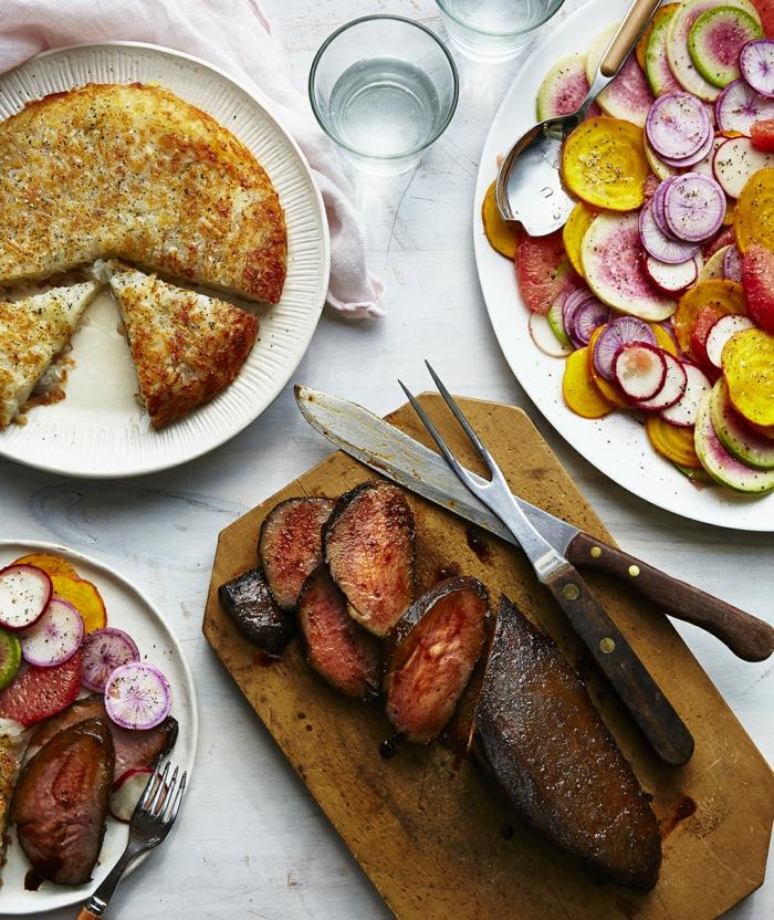brunch de pâques que servir idées