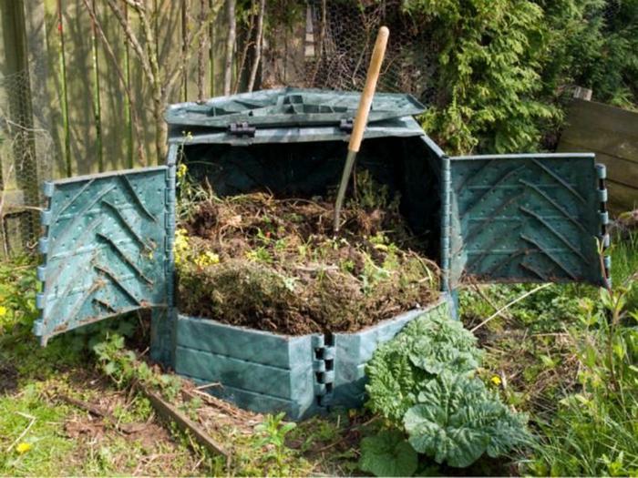 composter pour jardiner au naturel