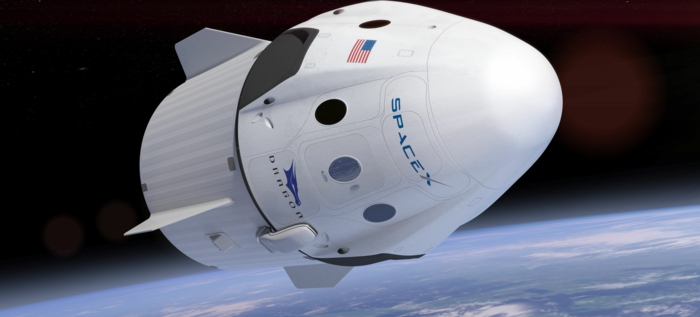 crew dragon capsule spacex tourisme spatial elon musk