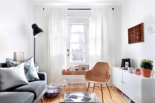 déco petit appartement en style scandinave