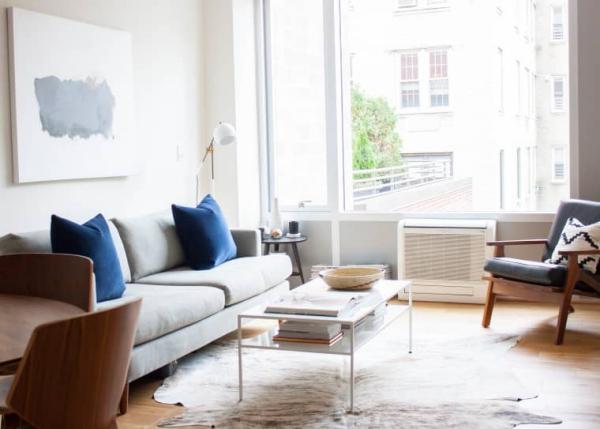 déco petit appartement style scandinave