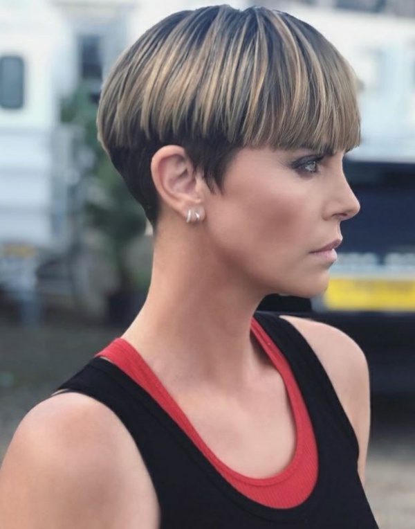 fast and furious 9 Charlize Theron Cipher