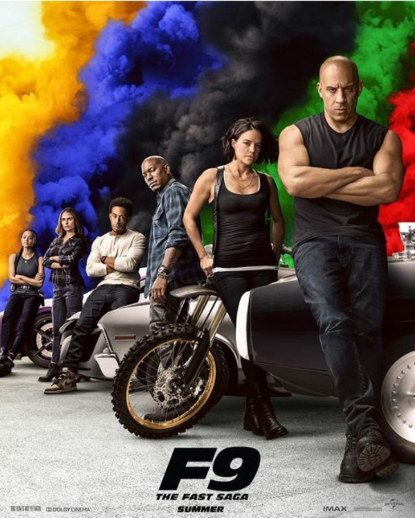 fast and furious 9 casting
