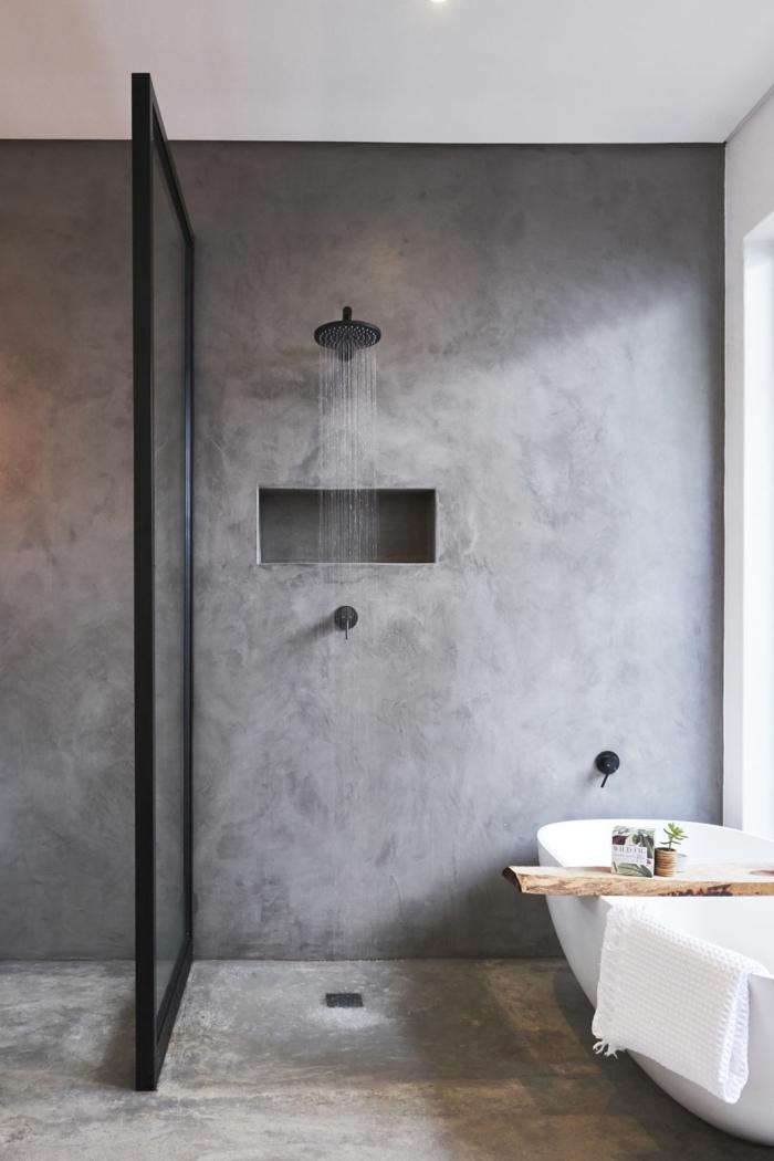 home staging salle de bain design et stylée