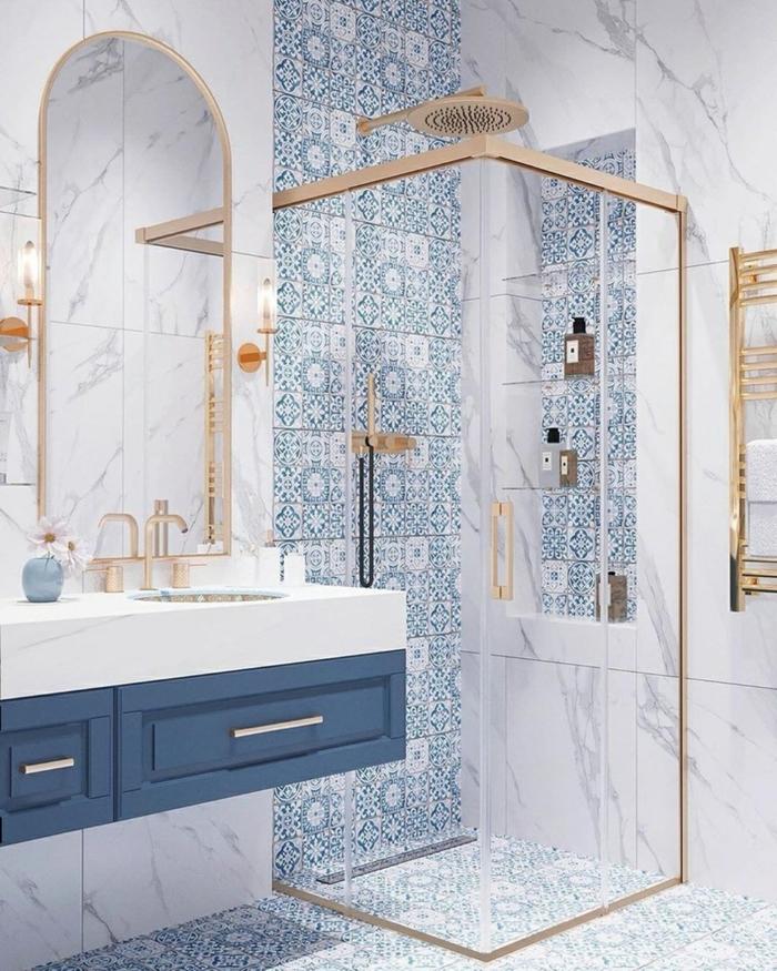 home staging salle de bain moderne