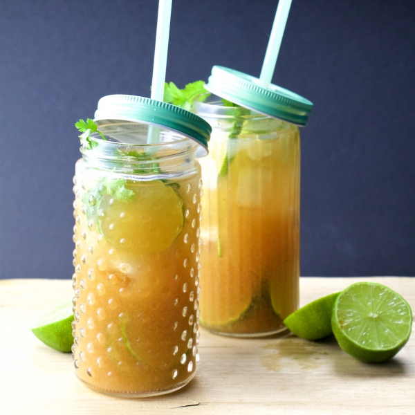le fruit tamarin lime et tamarin