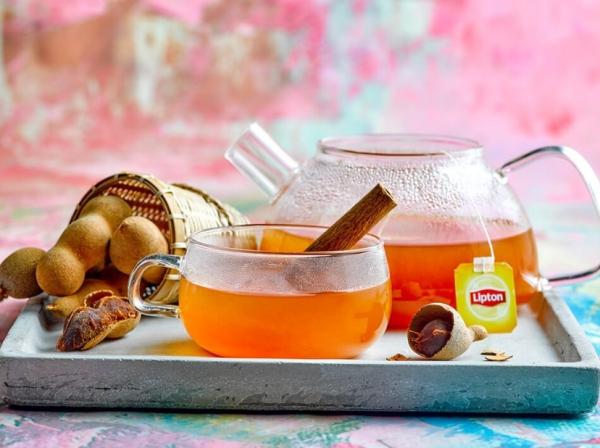 le fruit tamarin thé de tamarin