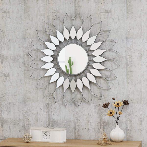 miroir décoratif mural décor mural
