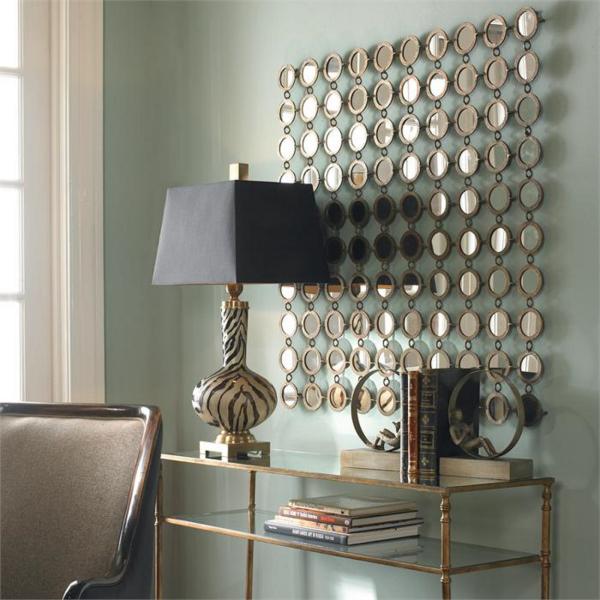 miroir décoratif mural des dizaines de miroirs